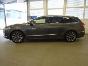 FORD Mondeo Station Wagon 2.0 HEV 187 Vignale 3