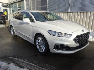 FORD Mondeo Station Wagon 2.0 HEV 187 Vignale 5