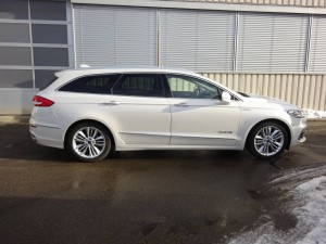 FORD Mondeo Station Wagon 2.0 HEV 187 Vignale 6