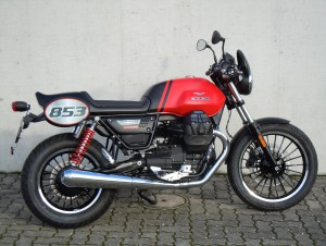 MOTO GUZZI 853 Drag Racer Limited Edition