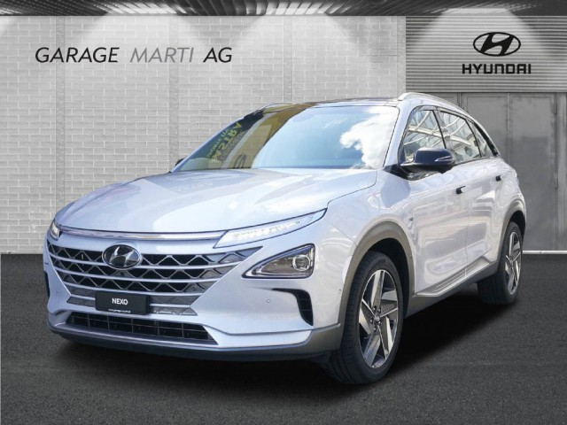 Hyundai NEXO Fuel Cell Vertex