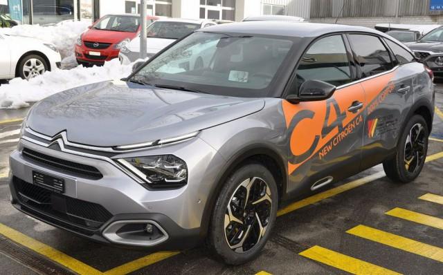 Citroën C4 1.2 PureTech Shine