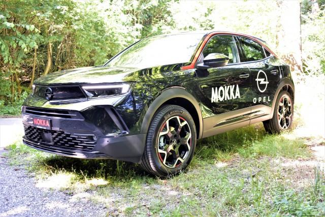 Opel Mokka 1.2 Direct Injection Turbo GS Line