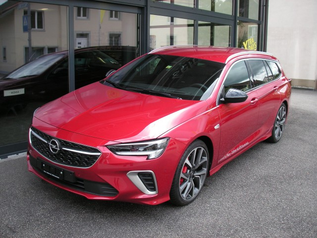 Opel Insignia 2.0 T Sports Tourer GSi Automatic
