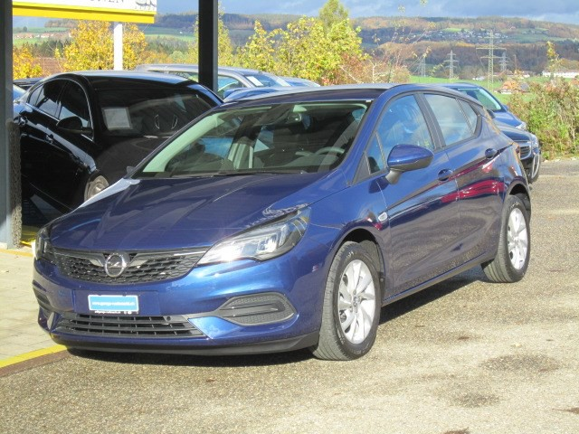 Opel Astra 1.2 T 130 Edition S/S