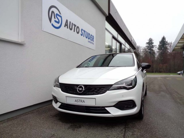 Opel Astra K 1.4 T Ultimate S/S
