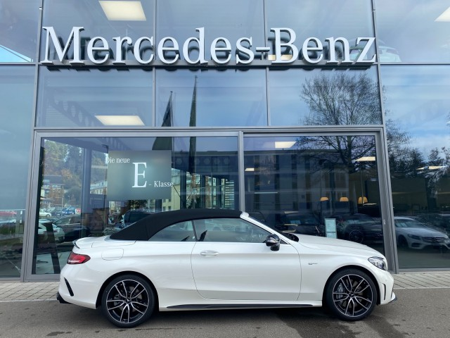 C 43 Cabriolet AMG 4Matic 9G-Tronic