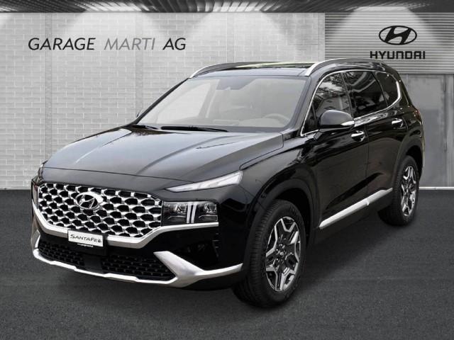 Hyundai Santa Fe 1.6 T-GDI Hybrid Vertex 7P