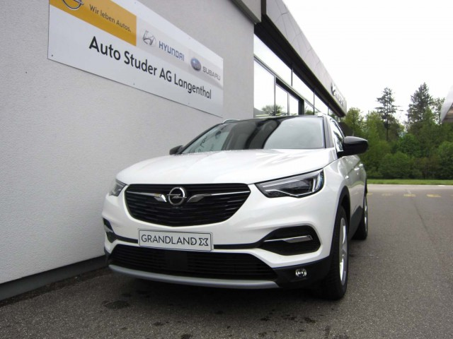 Opel Grandland X 1.6 T Ultimate