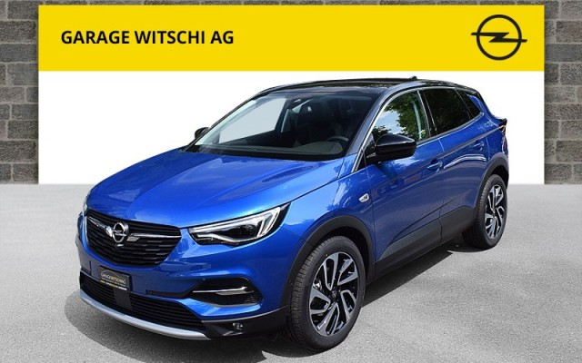 Opel Grandland X 1.6 Turbo Ultimate Automat