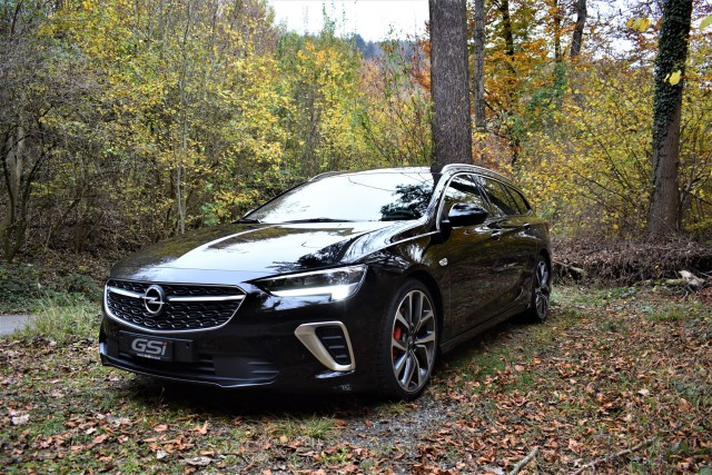 Opel Insignia 2.0 T Sports Tourer GSi Automatic