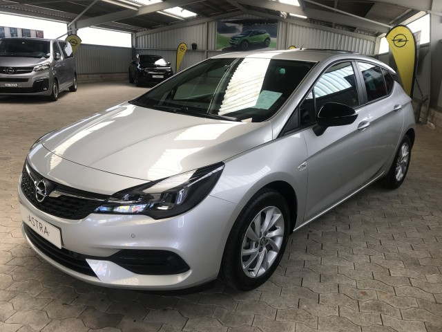 Opel Astra 1.2i Turbo Edition
