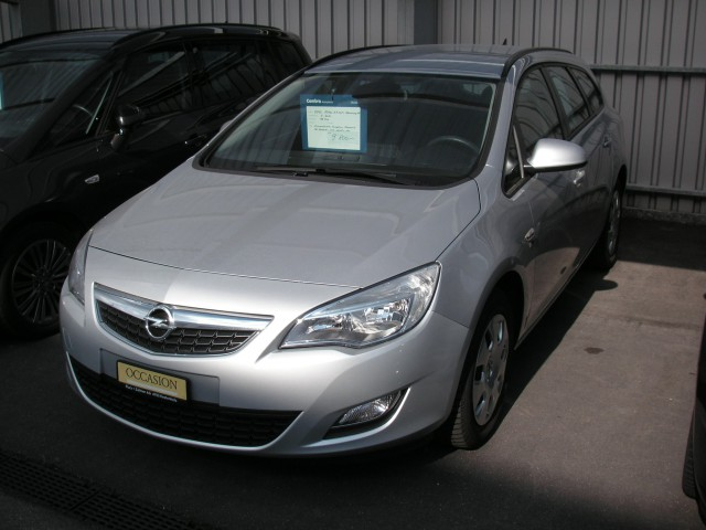 Opel Astra SportsTourer 1.7 CDTi Anniversary Edition