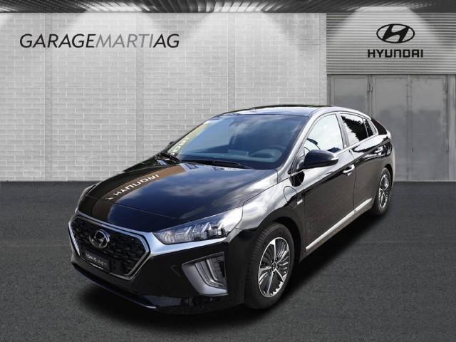 Hyundai IONIQ 1.6 GDi Plug-in Vertex