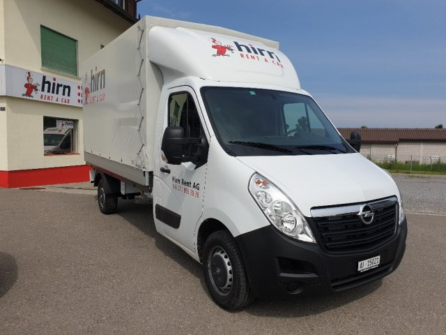 Opel Movano 2.3 DT 3.5 L3H1