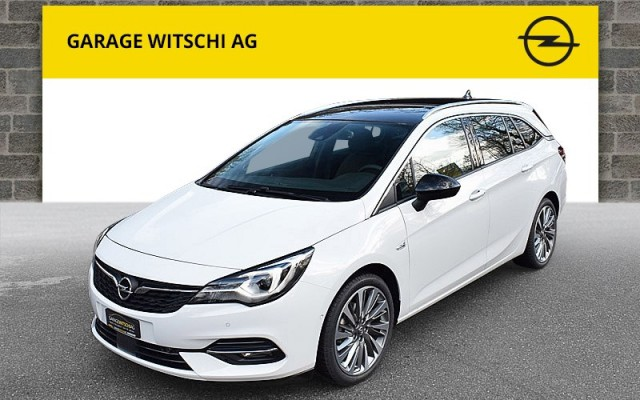 Opel Astra Sports Tourer 1.4 Turbo Elegance