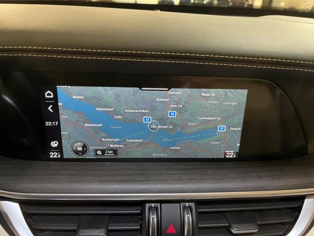 ALFA ROMEO Stelvio 2.0 6C Villa D'este Q4 Automatic