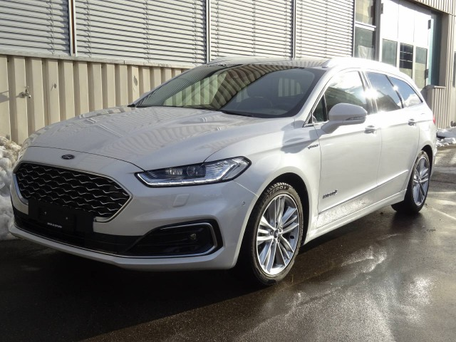 FORD Mondeo Station Wagon 2.0 HEV 187 Vignale