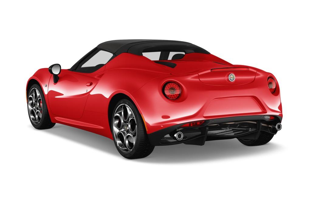 alfa romeo 4c cabriolet neuwagen suchen kaufen. Black Bedroom Furniture Sets. Home Design Ideas