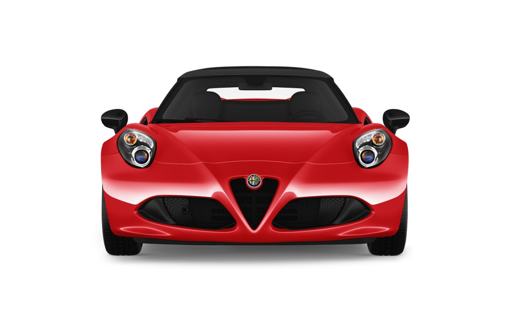 alfa romeo 4c cabriolet voiture neuve images. Black Bedroom Furniture Sets. Home Design Ideas