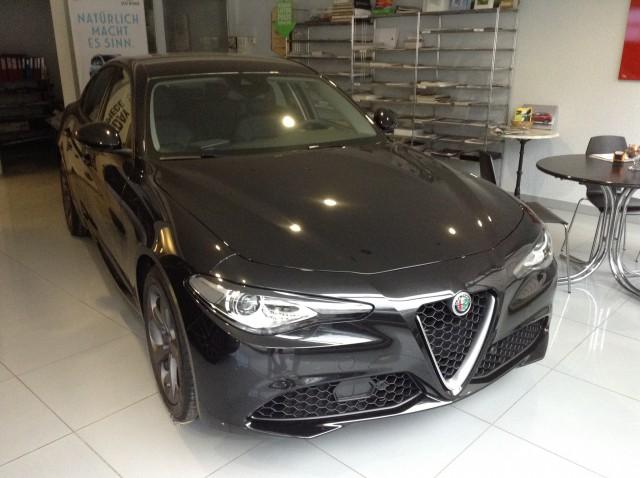 ALFA ROMEO Giulia 2.0 Super (Limousine)