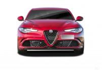 ALFA ROMEO Giulia Limousine Front + links