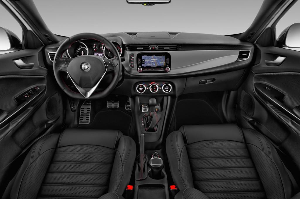 Alfaromeo Giuliettasuper Ha Fb Dashboard