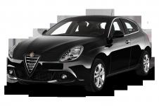 ALFA ROMEO GIULIETTA Limousine Schrägansicht Front
