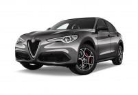 ALFA ROMEO STELVIO SUV / Fuoristrada Vista laterale-frontale