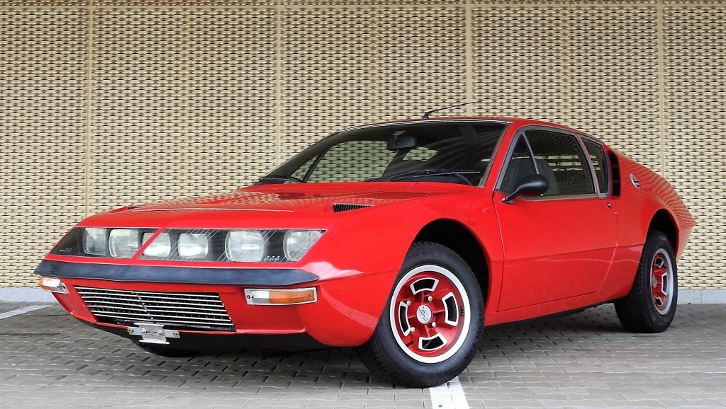Alpine a310 1600 vg oldtimer benzin 59 39 800 km chf 39 39 800 for Garage renault rots