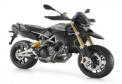 APRILIA   Front + links, , Schwarz