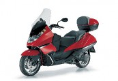 APRILIA Atlantic  Front + links, , Rot