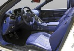 ASTON MARTIN DB11 Cabriolet Front + links