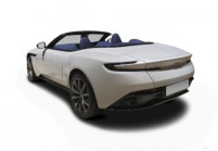ASTON MARTIN DB11 Cabriolet Front + links