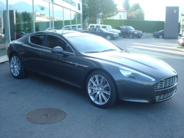 ASTON MARTIN Rapide 5.9 V12 Touchtronic2 (Berlina)