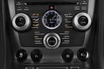 ASTON MARTIN V8 VANTAGE S -  Lüftungs- und Temperatursteuerung