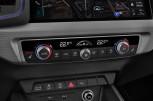 AUDI A1 S line -  Lüftungs- und Temperatursteuerung