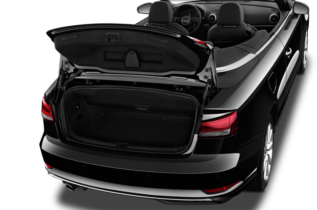 A3 Cabrio Kofferraum