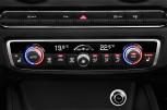 AUDI A3 Design -  Lüftungs- und Temperatursteuerung