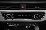 AUDI A4 ALLROAD -  Lüftungs- und Temperatursteuerung
