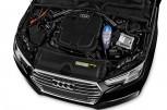 AUDI A4 Sport -  Motorraum