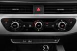 AUDI A4 Sport -  Lüftungs- und Temperatursteuerung