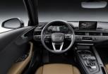 AUDI A4 Limousine Front + links