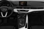 AUDI A4 Sport -  Mittelkonsole