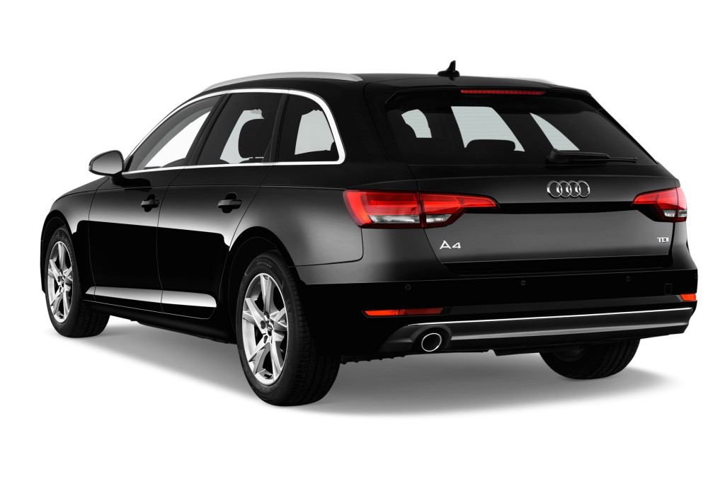 audi a4 station wagon auto nuove immagini. Black Bedroom Furniture Sets. Home Design Ideas