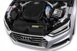 AUDI A5 Sport -  Motorraum