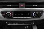 AUDI A5 Sport -  Lüftungs- und Temperatursteuerung