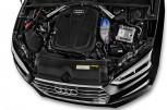 AUDI A5 SPORTBACK Sport -  Motorraum