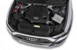AUDI A6 Design -  Motorraum