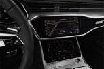 AUDI A7 SPORTBACK S Line -  Lüftungs- und Temperatursteuerung